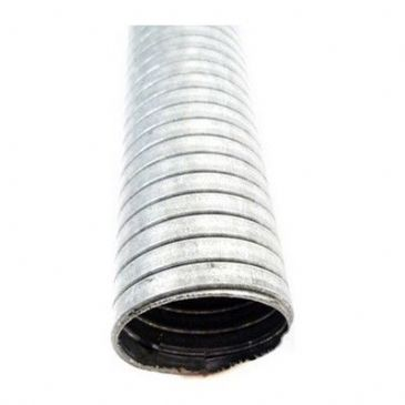 "WHITEHOUSE 1.1/2"" NB X 1M GALV HOSE"